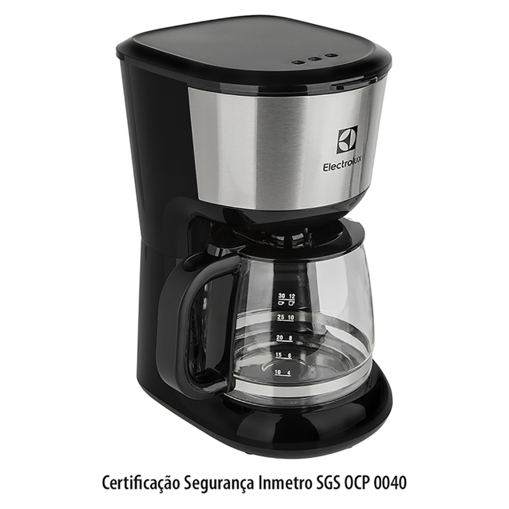 Cafeteira Elétrica Love Your Day - Electrolux