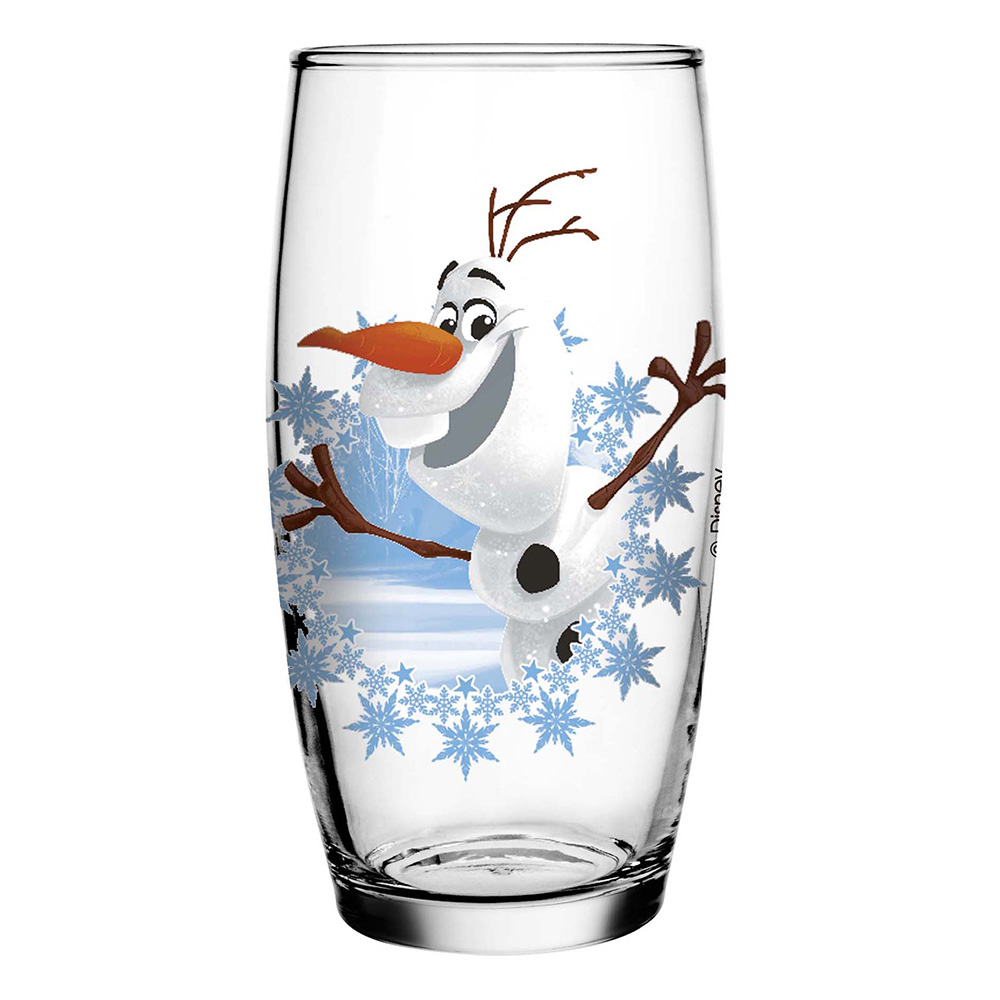 Copo Long Drink Frozen Olaf 430mL - Nadir Figueiredo
