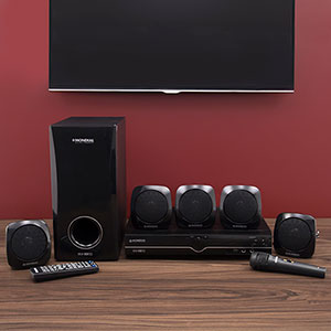 Home Theater Star Usb Ht-07 - Mondial