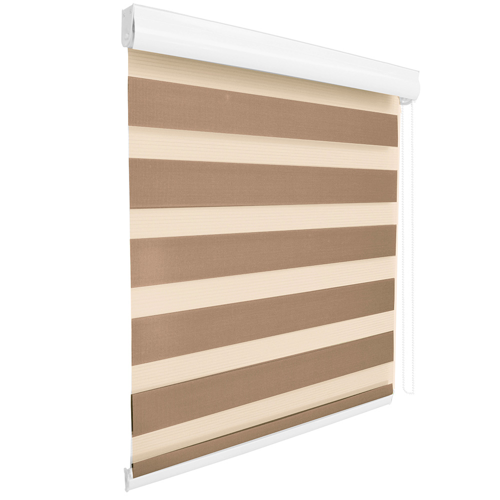Persiana Rolo Dupla Caramelo 1,2 X 1,6m - Conthey