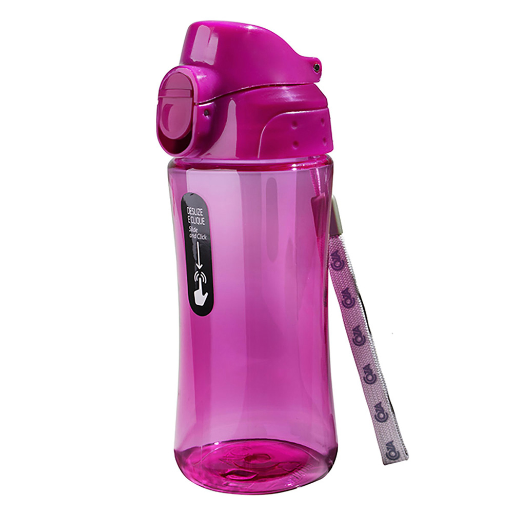 Squeeze Color 400mL Rosa - Coza