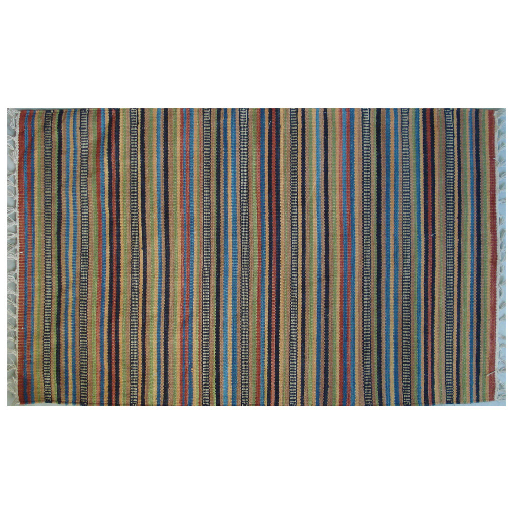 Tapete para Sala Kelim New Cotton 150x100cm - Hariz